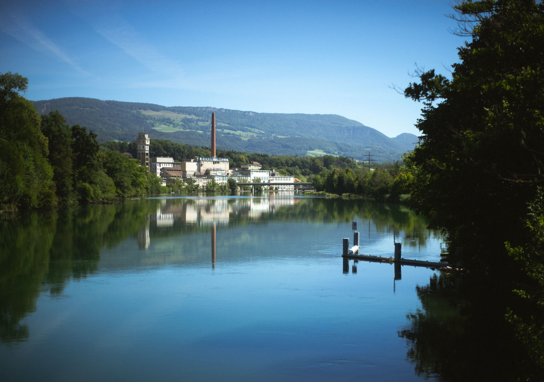 By the Aare