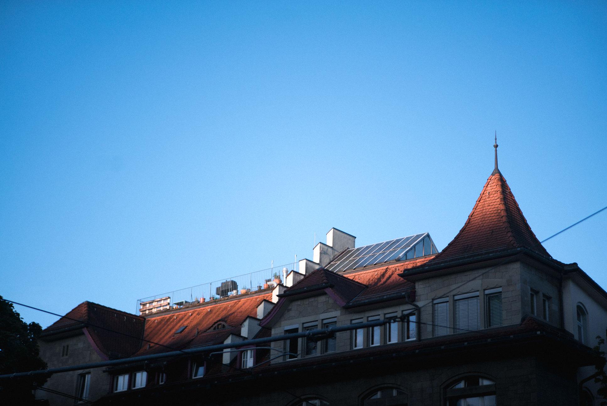 Near Haldenegg, Zürich