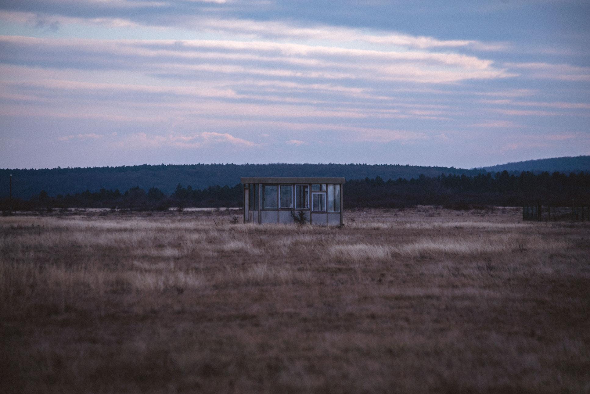 Photo by Pascal Sommer - Next to the runway at Szentkirályszabadjai Repülőtér