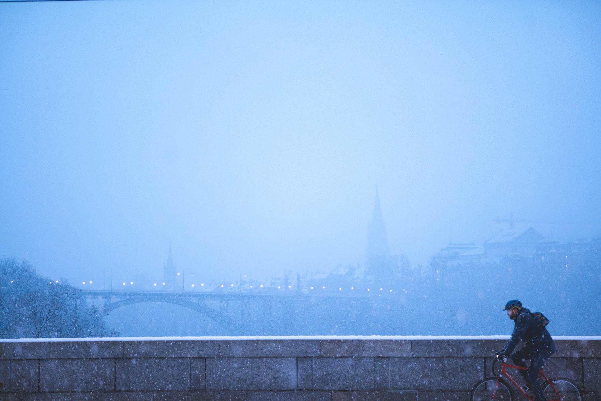 Lorrainebrücke, Bern.