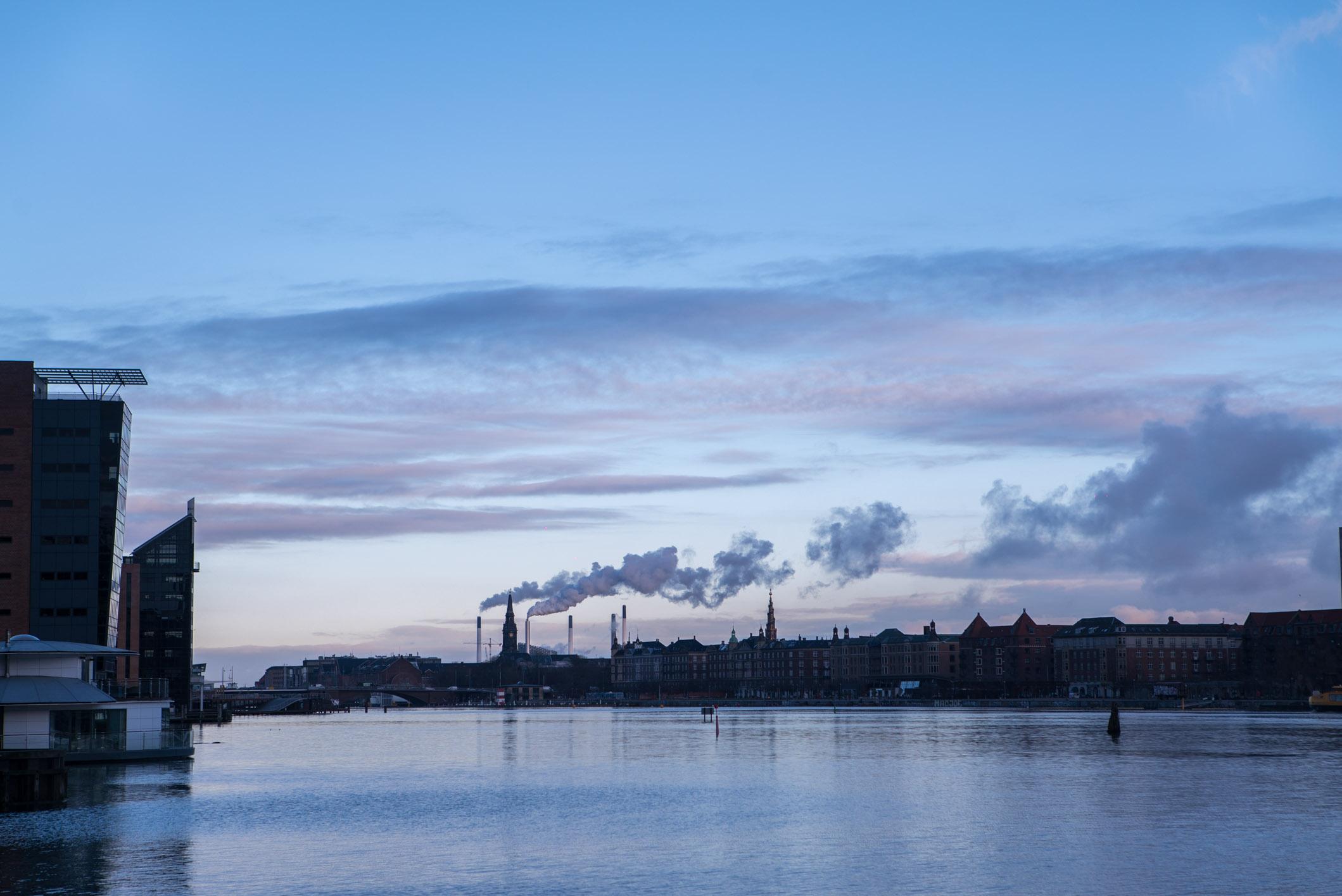 In Sydhavnen