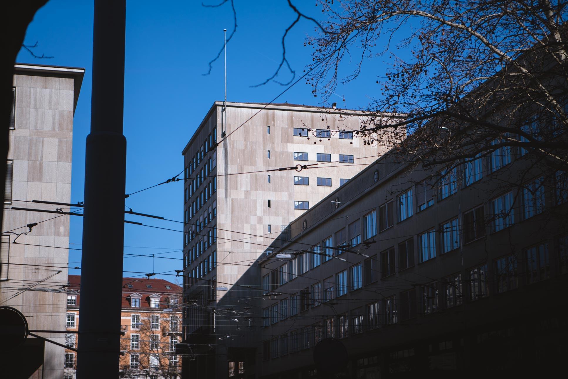 Photo by Pascal Sommer - Walchestrasse, Zürich