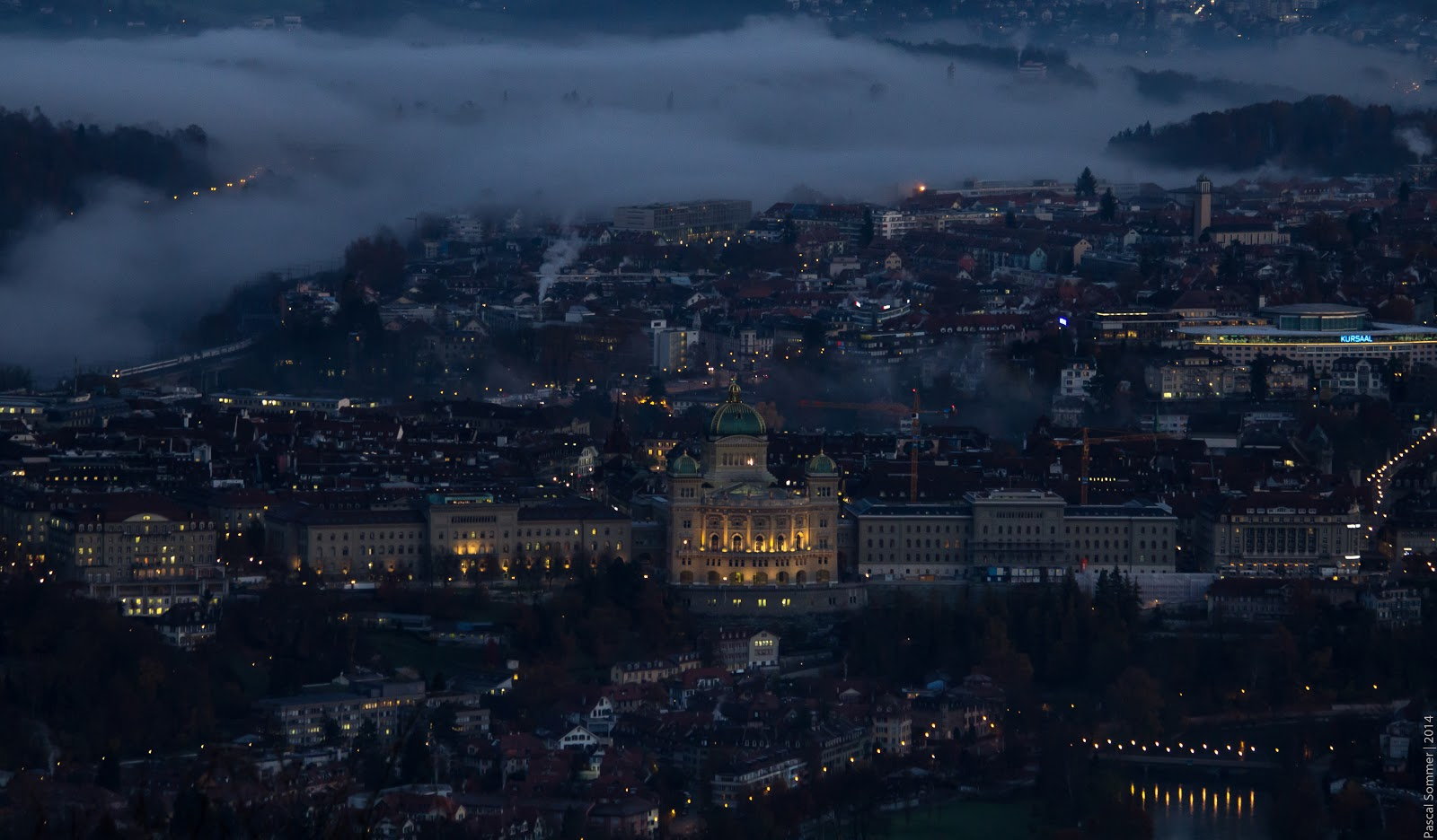 The Federal Palace of Switzerland