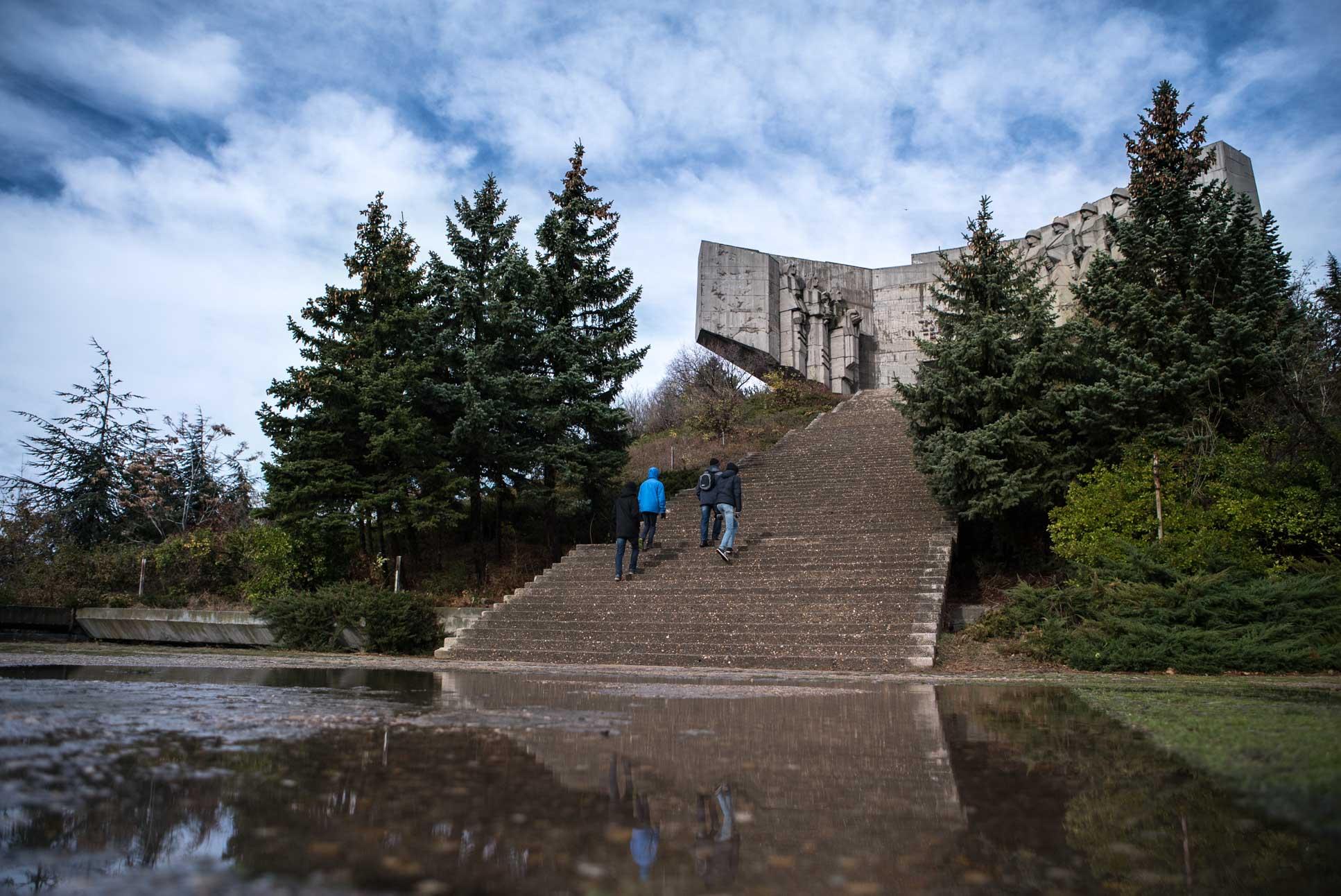 Photo by Pascal Sommer - Парк-паметник на българо-съветската дружба