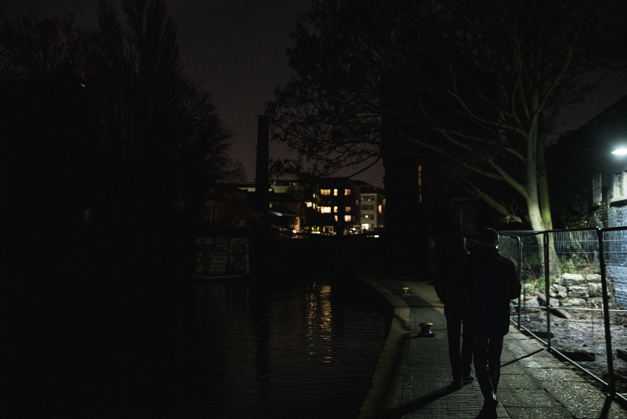 Photo by Pascal Sommer - Regent's Canal