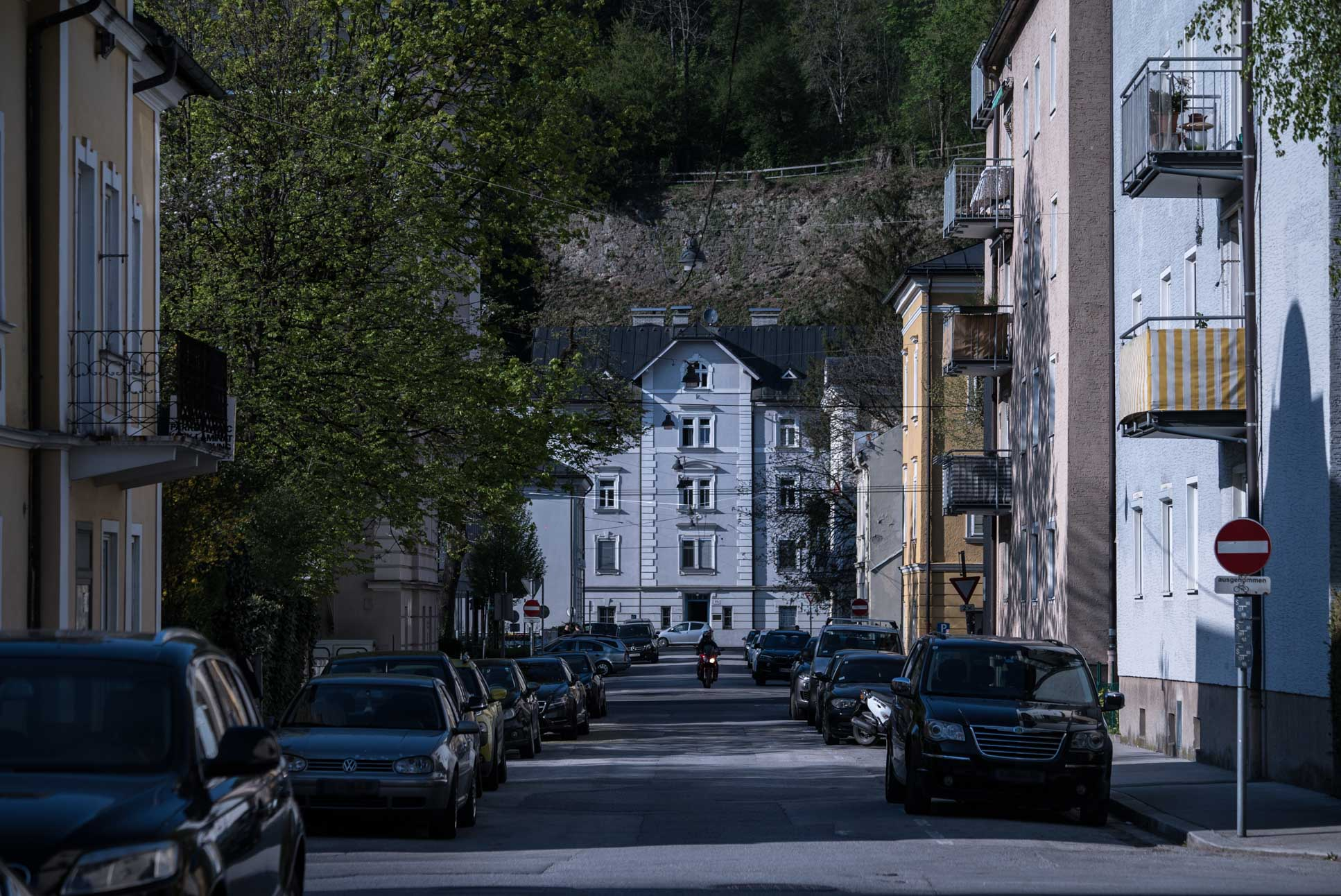 Photo by Pascal Sommer - Untersbergstraße, Salzburg
