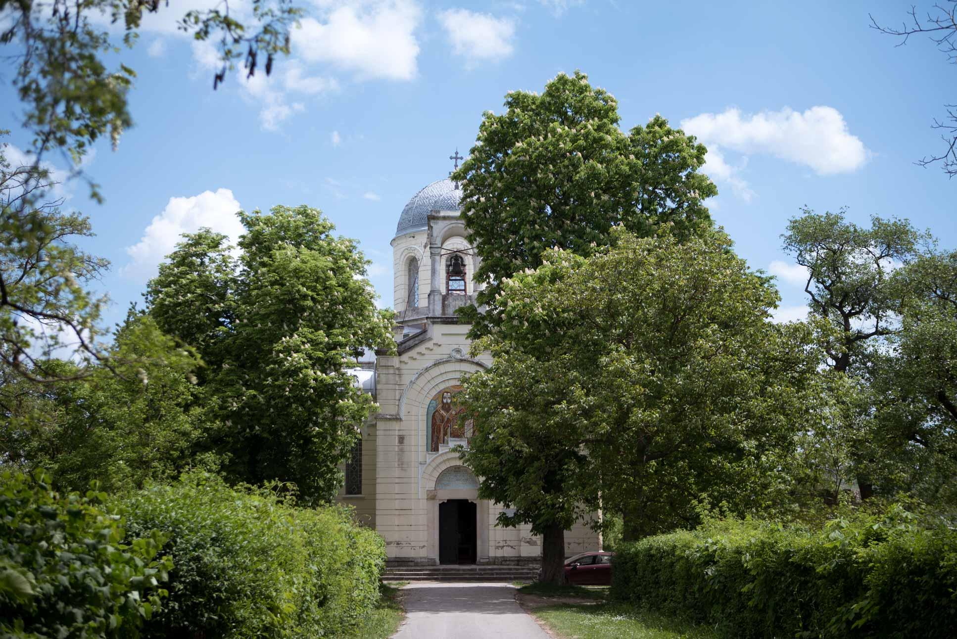 "Храм-паметник ""Св.св. Кирил и Методий"", Велики Преслав"