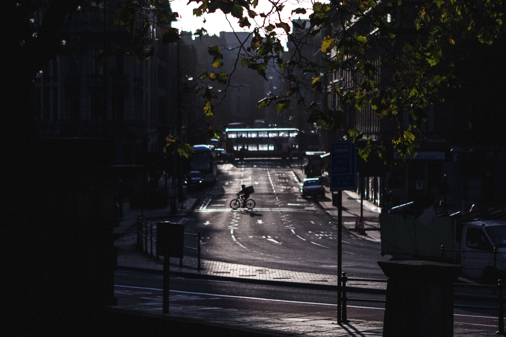 Photo by Pascal Sommer - Victoria Street, Liverpool