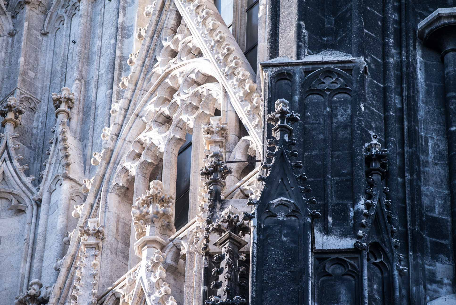 Photo by Pascal Sommer - Domkirche St. Stephan in Vienna's centre